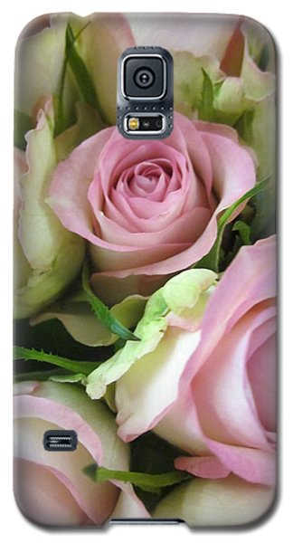 Rose Bed Galaxy S5 Case