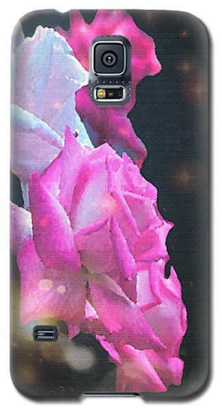 Rose Bouquet Galaxy S5 Case