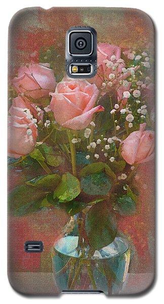 Rose Bouquet Galaxy S5 Case by Sandi OReilly