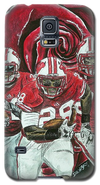 Rose Bowl Badgers Galaxy S5 Case