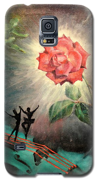 Rose Concerto  1941 Galaxy S5 Case