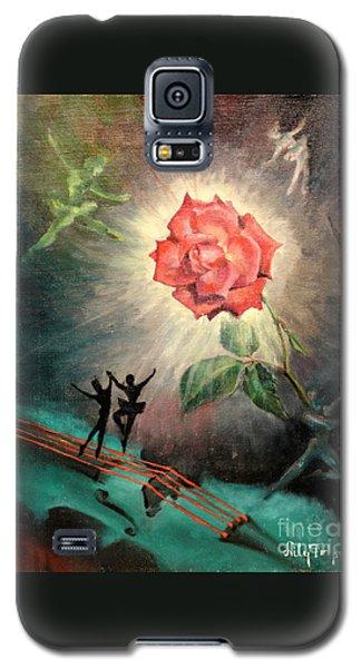Rose Concerto  1941 Galaxy S5 Case