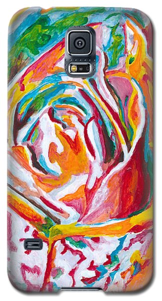 Rose Galaxy S5 Case