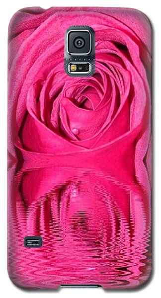 Rose Drops Galaxy S5 Case