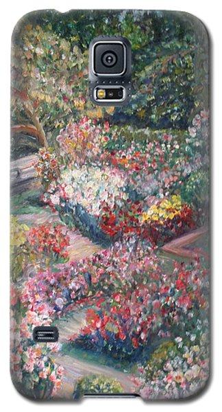 Rose Garden Galaxy S5 Case