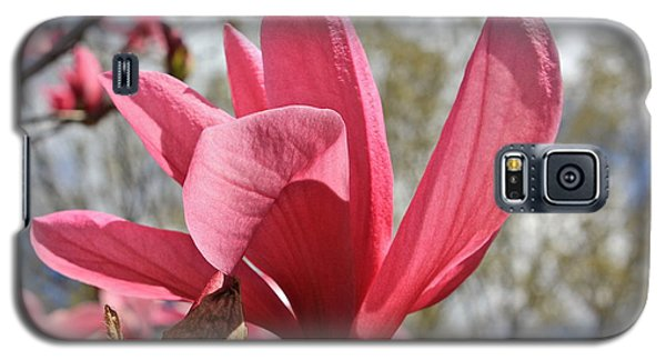 Rose Magnolia  Galaxy S5 Case