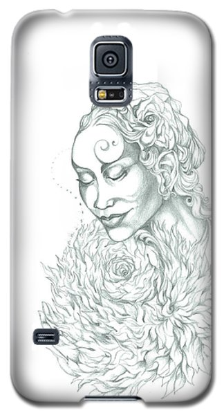 Rose Of Grace And Kindness Galaxy S5 Case