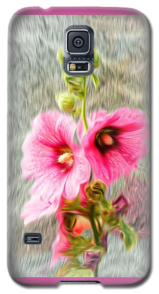 Rose Of The North Abstract. Galaxy S5 Case