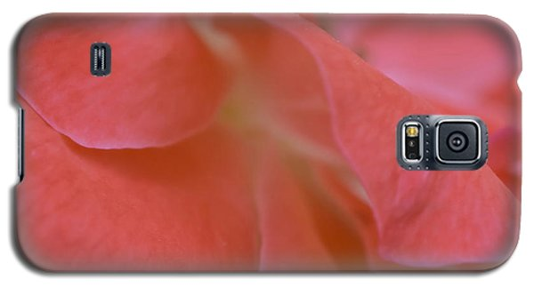 Galaxy S5 Case featuring the photograph Rose Petals by Stephen Anderson