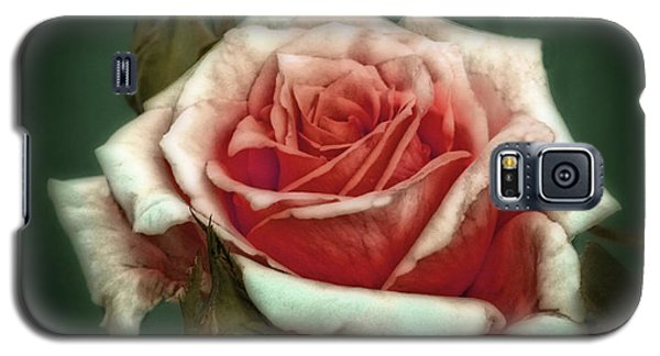Galaxy S5 Case featuring the photograph Rose20122 by Marjorie Imbeau