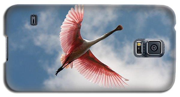 Roseate Soaring Galaxy S5 Case