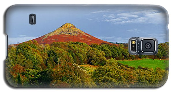 Roseberry Topping Yorkshire Moors Galaxy S5 Case
