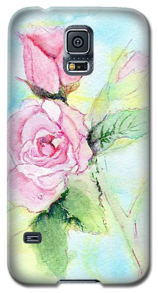 Roses Galaxy S5 Case by C Sitton