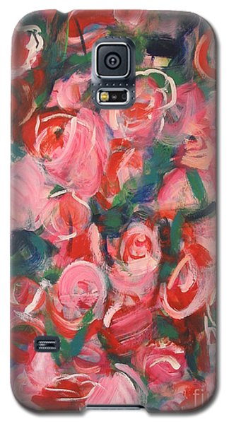 Roses Galaxy S5 Case by Fereshteh Stoecklein