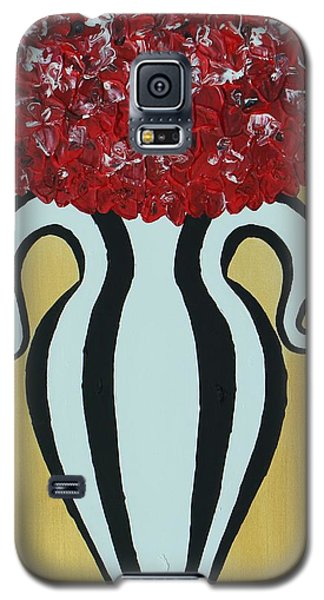 Roses For Her Curves Galaxy S5 Case