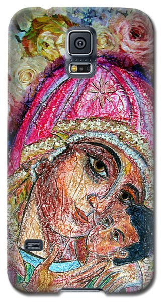 Roses For Mary Galaxy S5 Case