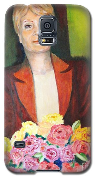 Roses For The Lady Galaxy S5 Case