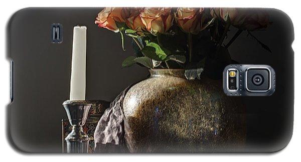 Roses In A Darkening Room Galaxy S5 Case