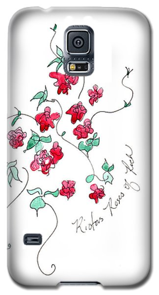 Roses Of Ruch  Galaxy S5 Case