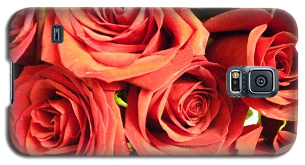 Roses On Your Wall Galaxy S5 Case