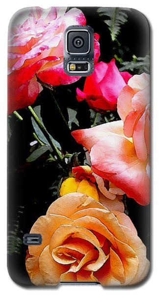Roses Roses Roses Galaxy S5 Case by James C Thomas