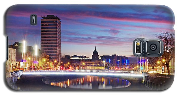 Rosie Hackett Bridge - Dublin Galaxy S5 Case