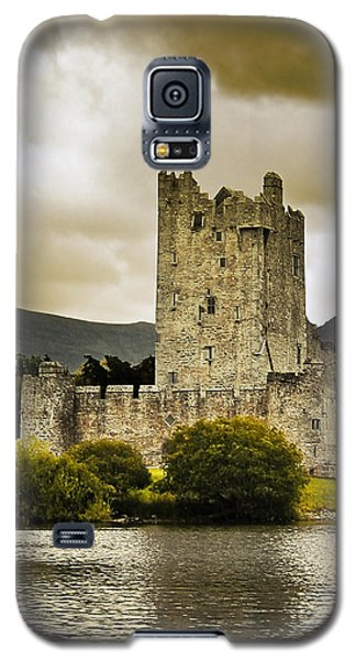Galaxy S5 Case featuring the photograph Ross Castle Killarney by Jane McIlroy