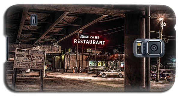 Ross' Restaurant Galaxy S5 Case by Ray Congrove