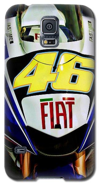 Rossi Yamaha Galaxy S5 Case