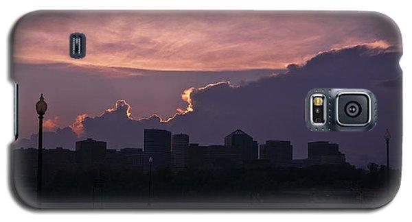 Rosslyn Skyline Galaxy S5 Case by Deborah Klubertanz