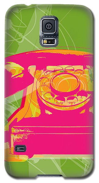 Rotary Phone Galaxy S5 Case by Jean luc Comperat