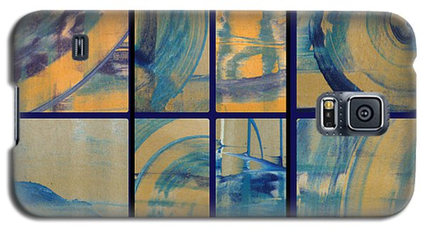 Galaxy S5 Case featuring the photograph Rotation Part Two by Sir Josef - Social Critic - ART