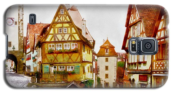 Rothenburg Galaxy S5 Case