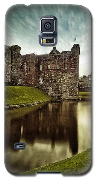 Rothesay Castle Galaxy S5 Case