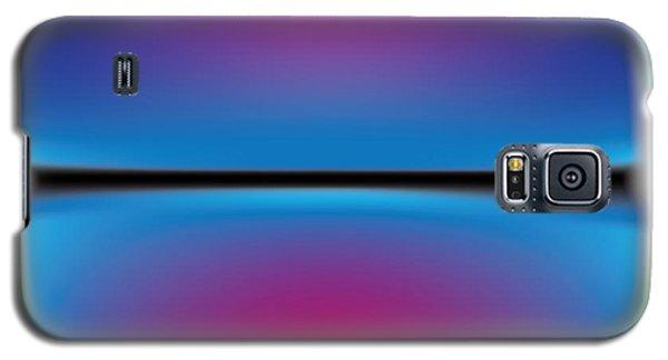 Rothko Blue Yellow Galaxy S5 Case