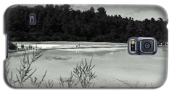 Rotorua New Zealand 4 Bw Galaxy S5 Case