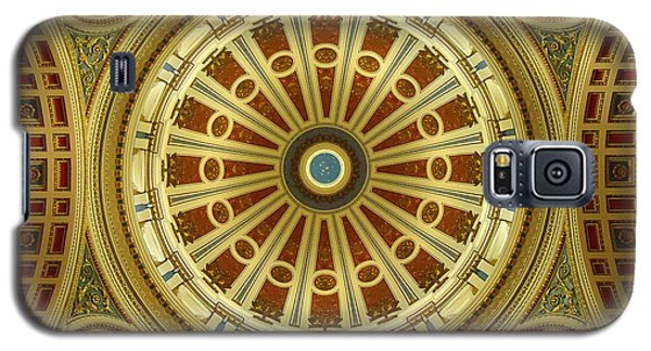 Galaxy S5 Case featuring the photograph Rotunda by Joseph Skompski