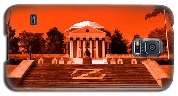 Rotunda Uva Orange Galaxy S5 Case