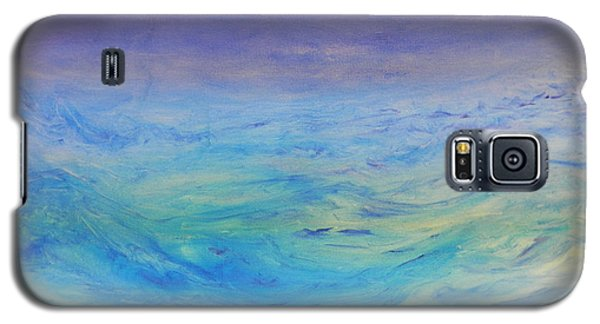 Rough Waters Galaxy S5 Case