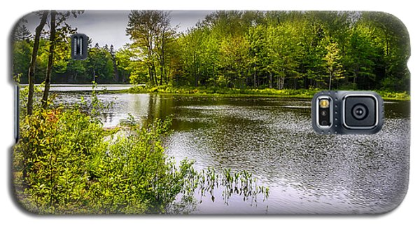 Galaxy S5 Case featuring the photograph Round The Bend 35 by Mark Myhaver