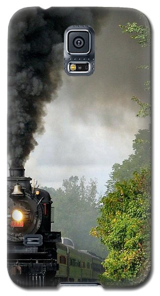 Steamin' In The Valley Galaxy S5 Case