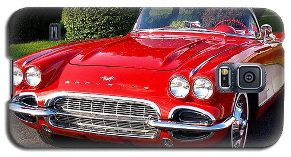 Route 66 - 1961 Corvette Galaxy S5 Case