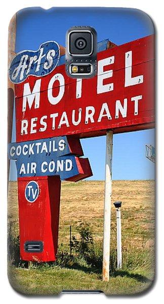 Route 66 - Art's Motel Galaxy S5 Case