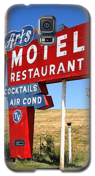 Route 66 - Art's Motel Galaxy S5 Case