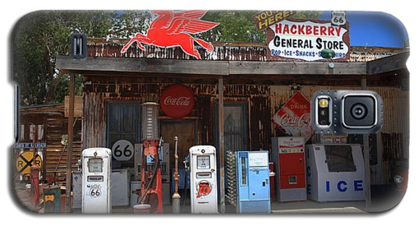 Route 66 - Hackberry General Store Galaxy S5 Case