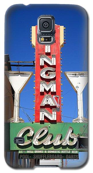 Route 66 - Kingman Club Galaxy S5 Case