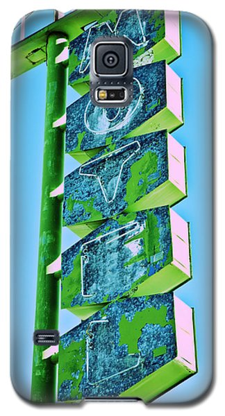 Route 66 Motel Sign Galaxy S5 Case