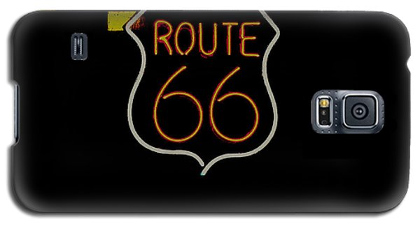 Route 66 Revisited Galaxy S5 Case by Kelly Awad