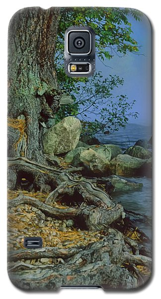 Galaxy S5 Case featuring the photograph Route Of The Voyageurs by Gary Hall