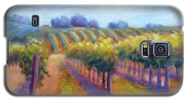 Rows Of Vines Galaxy S5 Case
